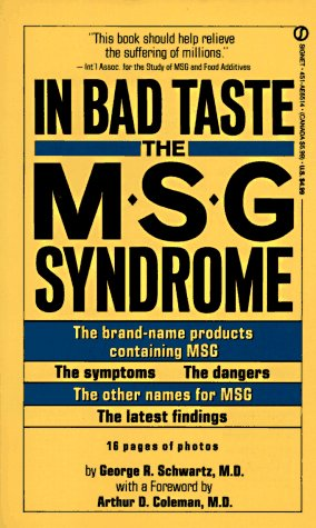 msg the risky taste Glutamate has a complex, elemental taste the us food and drug administration has designated monosodium glutamate (commonly referred to as msg) as a safe ingredient, causing only minor adverse events, such as headaches or nausea in a small proportion of consumers.