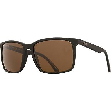 67ab6b7d10 Image Unavailable. Image not available for. Color  Von Zipper Lesmore  Wildlife Polarized Sunglasses-Black ...