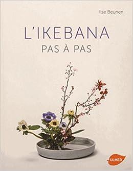 L Ikebana Pas A Pas Ilse Beunen 9782841387816 Amazon Com