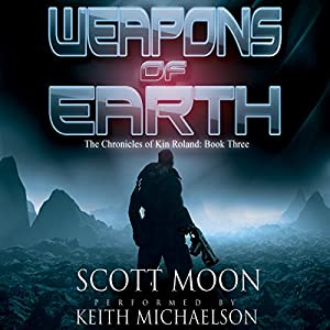 Weapons of Earth Audiobook