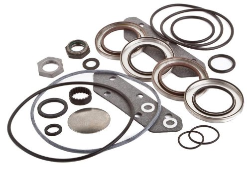 Omc Seal - SEI Marine Products-Compatible with OMC Stringer Upper Seal Kit 0981799 0982949 Sterndrive Upper Gearcase