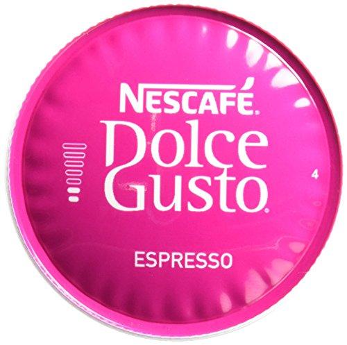 NESCAFE DOLCE GUSTO ESPRESSO  (16 cápsulas/16 Tazas)