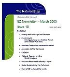 Nz Newsletter