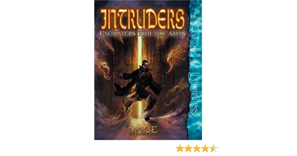 Mage Intruders Encounters With The Abyss Mage The Awakening By Bill Bridges 2007 03 16 Amazon Com Books