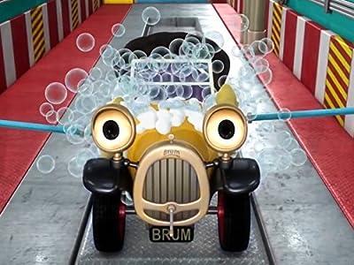 Brum's Car Wash Adventure
