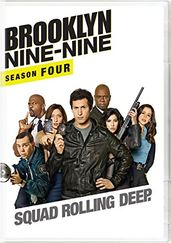 DVD : Brooklyn Nine-Nine: Season Four (3 Pack, 3 Disc)