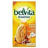 Belvita Honey & Nut Breakfast Biscuits 6 x 50g