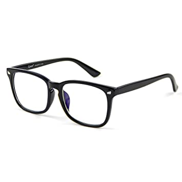 ee3c75c443b Cyxus Blue Light Filter Computer Glasses for Blocking UV Headache  Anti Eye  Eyestrain  Transparent