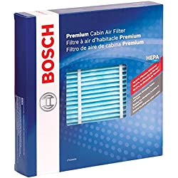 Bosch Automotive 6015C 6015C HEPA Cabin Air Filter For Select Saab Vehicles: 2003-2011 9-3, 2010-2011 9-3X
