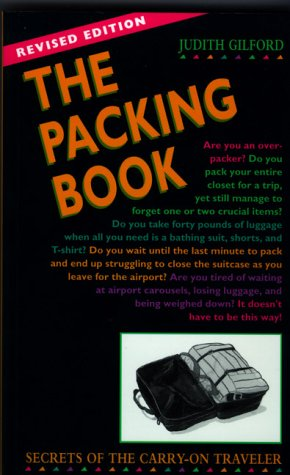 Packing Book Secrets Carry Traveler product image
