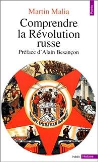 Book's Cover ofComprendre la Révolution russe