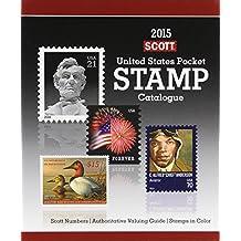 Scott 2015 Us Pocket Stamp Catalogue