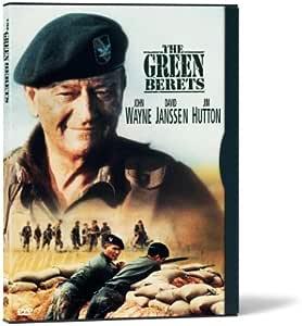 The Green Berets (Widescreen) (Bilingual) [Import]