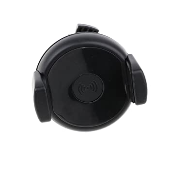 Sharplace 1 Pieza Porta Cargador Salida de Aire Accesorios para Coche Auto Qi Carga: Amazon.es: Electrónica