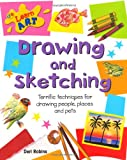 Drawing and Sketching (QED Learn Art S.)