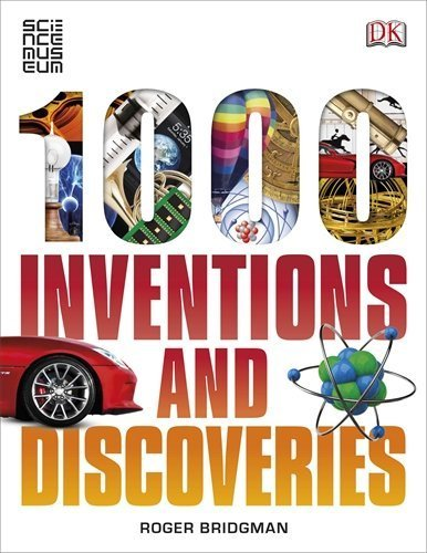1000 Inventions And Discoveries By Robert Bridgeman (2014-07-01)