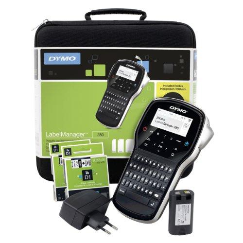 Dymo LabelManager 280 Etikettiergerät Kofferset