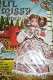 Vintage Walco Li'l Missy Autumn Alice Beaded Doll Kit #13396