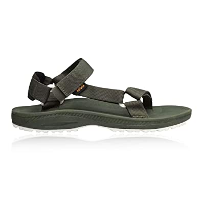 4a86429a1944 Teva Men  s M Winsted Solid Flip Flops  Amazon.co.uk  Shoes   Bags