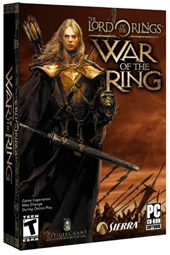 Lord Of The Rings War Game - The Lord of the Rings: The War of the Ring