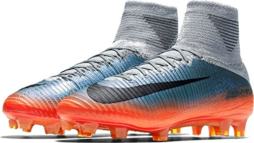 All Pro Leather Football (Nike Mercurial Superfly V CR7 AG-Pro Soccer Cleats)