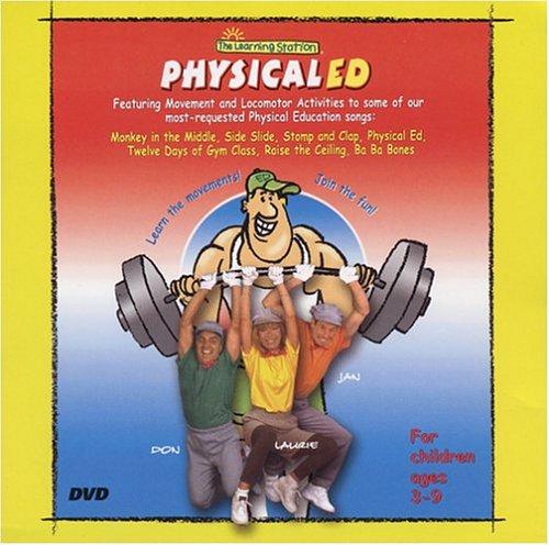 Physical Ed DVD