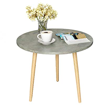 Astounding Amazon Com Home Warehouse Side Table Small Round Table Gmtry Best Dining Table And Chair Ideas Images Gmtryco
