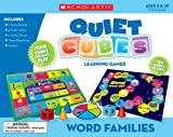 Scholastic TF7501 Word Families Quiet Cubes Learning Games - Best Reviews Guide