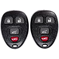 New Replacement Keyless Entry Remote Key Fob Clicker Alarm Fits GMC CHEVY BUICK CADILLAC SATURN