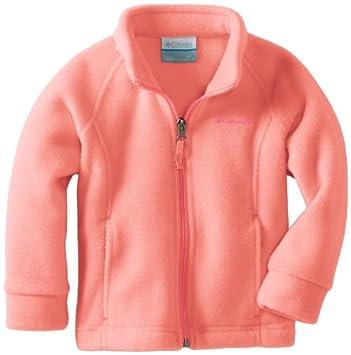 7e6a1bfb60f2 Columbia Little Girls  Benton Springs Fleece-Girls  Hot Coral