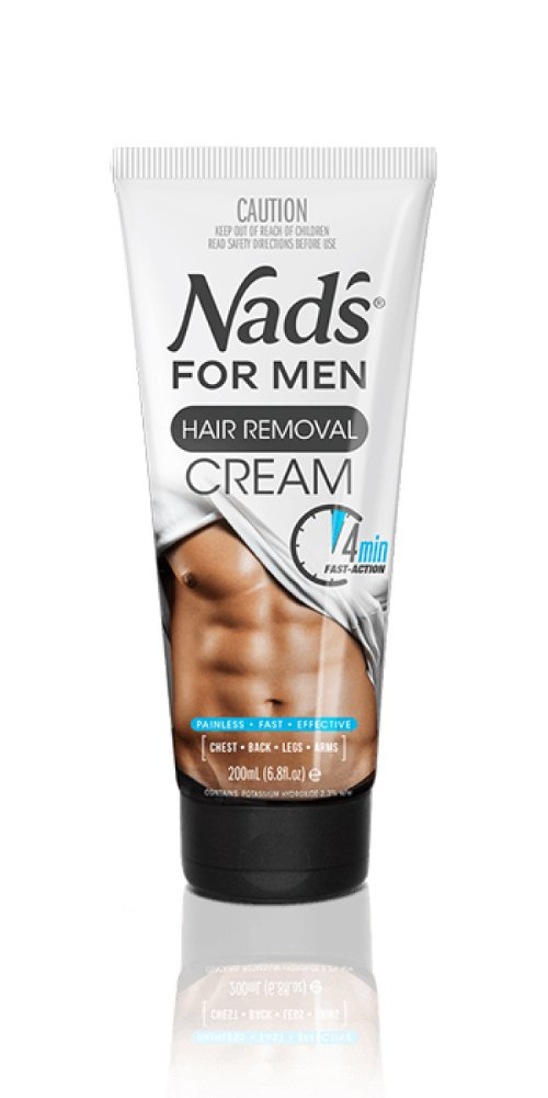 Nad's for Men Hair Removal Cream, 6.8 oz. Lifesource Group US 2947EN24