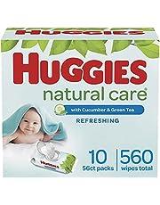 Huggies, 10 Flip-Top Packs