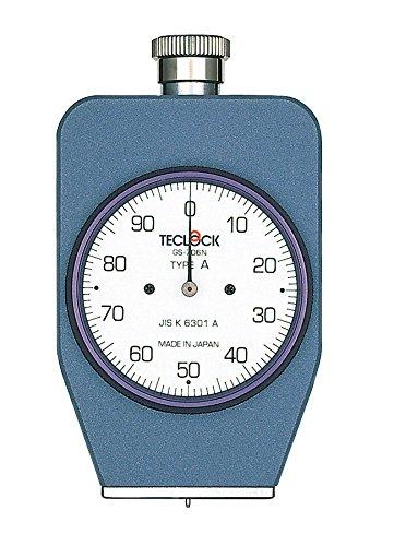 テクロック ゴム硬度計 GS-701N/8-454-01 B01M0YTK9Q タイプ : GS-701N