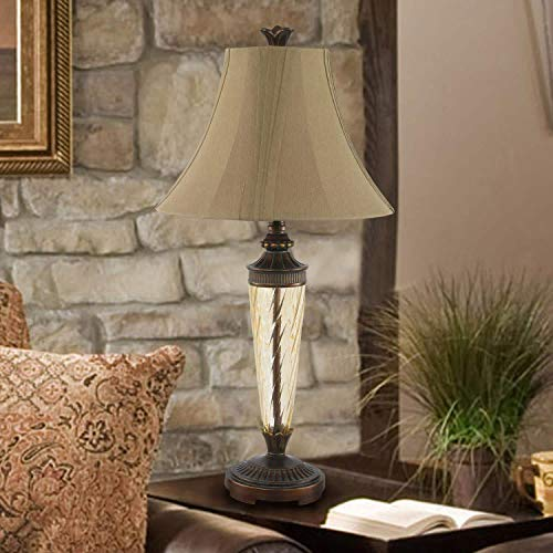 Briarwood Home Decor Waterford Bronze Table Lamp