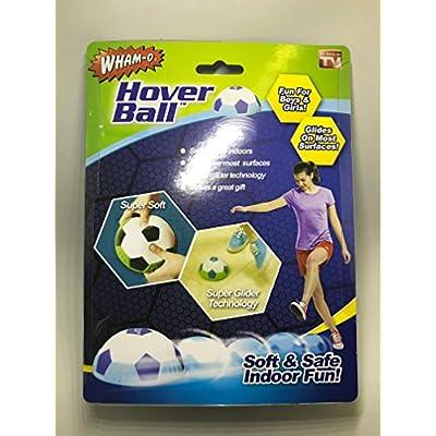 Wham-O Hover Ball - Blue: Toys & Games