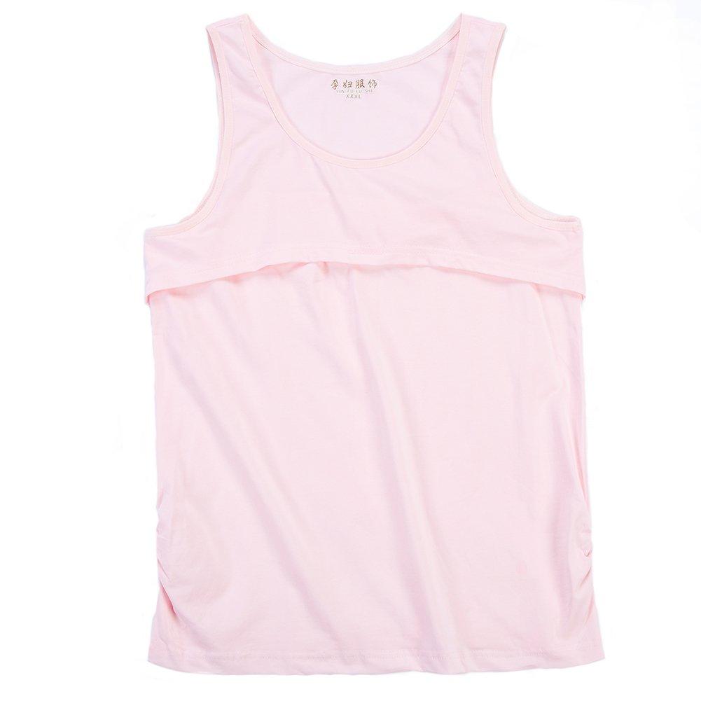 JUNZENIA SHIRT レディース B07C6SD6LF XX-Large|8140 Pink 8140 Pink XX-Large