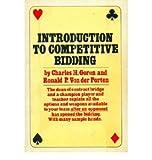 Introduction to Competitive Bidding, Charles H. Goren and Ronald P. Von der Porten, 0385188927