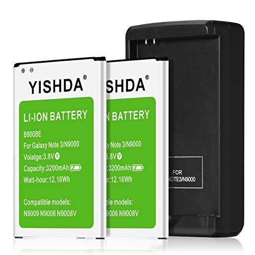 Portable Charger For Samsung Note 3 - 6