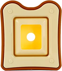 MXY Sandwich Maker Cute Pocket Bread Mold DIY Sandwich Cutter Toast Mould Cookie Stamp Kit Food Deco (Pocket Mold)