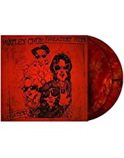 Greatest Hits - Exclusive Limited Edition Red Crimson Smoke Colored Vinyl 2LP