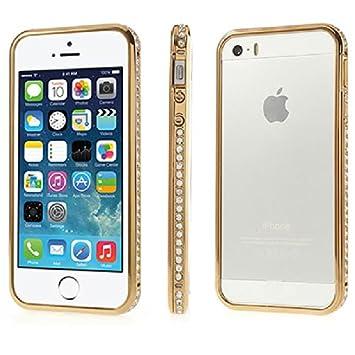 XAiOX Apple iPhone 5 y 5S - carcasa de aluminio con ...