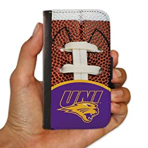 "University of Northern Iowa ""Football"" Samsung Galaxy S3 Wallet Case"