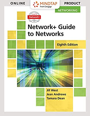 MindTap Networking for West/Dean/Andrews' Network+ Guide to Networks, 8th Edition , 1 term (6 months) [Online Code]