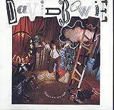 David Bowie: Never Let Me Down LP NM Canada EMI America PJ-17267