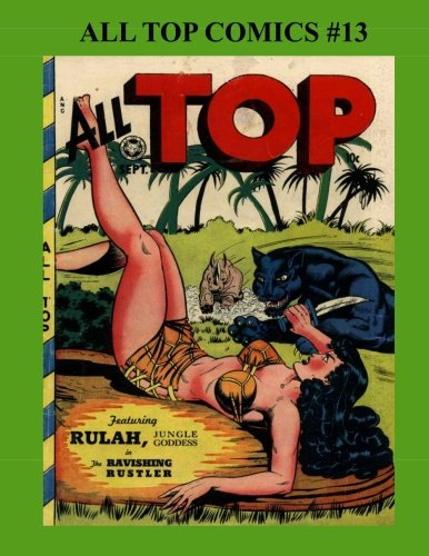 Download All Top Comics #13: Top Comics September 1948 ebook