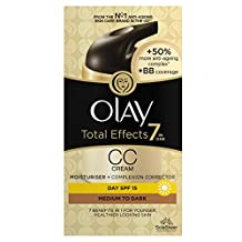 Olay Total Effects 7 in One CC Cream - Medium To Dark