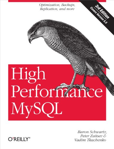 High Performance MySQL: Optimization, Backups, and Replication (Best Relational Database Management System)