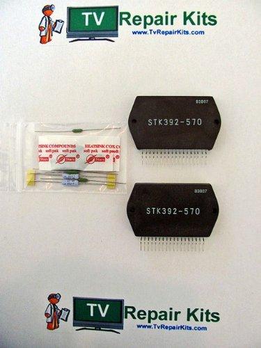 Sony KP-61XBR200 & KP61XBR200 Convergence Repair Kit