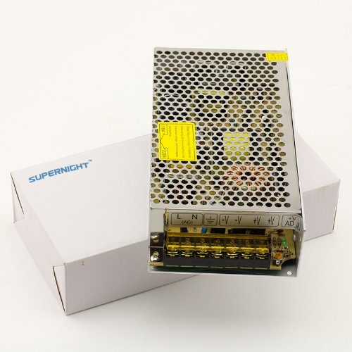 Regulated Switching Power Supply CCTV,12V, 15 Amp, 180W - EX ELECTRONIX EXPRESS