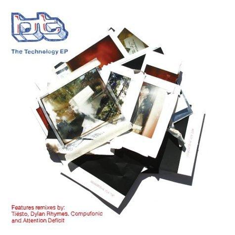 BT - The Technology EP - Zortam Music